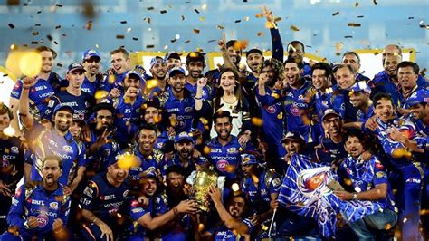 Total Wins by MI in IPL: Most Wins by Mumbai Indians in ...