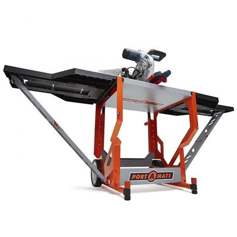 port  cube pm  work centersaw stand  stand