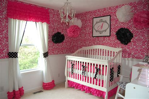 Baby Girl Nursery Decor Diy