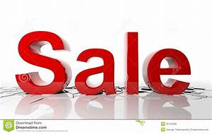 word sale breaks the floor royalty free stock photos With 3d letters for sale