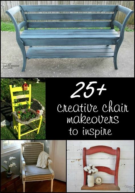 Project Ideas for Old Chairs   My Repurposed Life?