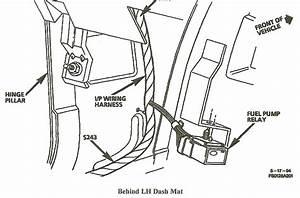 Jeep Liberty Fuel Pump Relay Location  Jeep  Free Engine