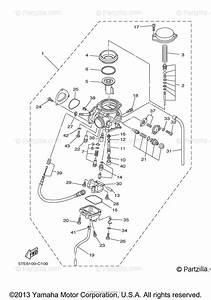 34 Yamaha Yfz 450 Carburetor Diagram