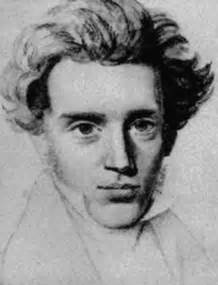 Image result for images of soren kierkegaard