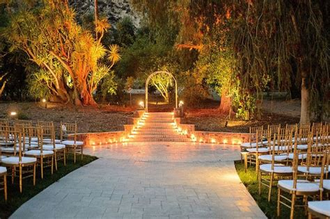 perfect autumn wedding venue  southern california