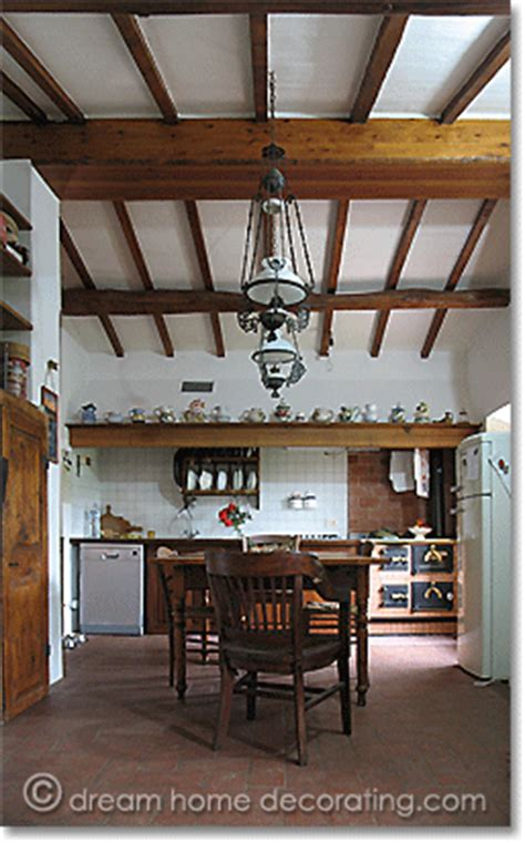real tuscan kitchens ideas  steal