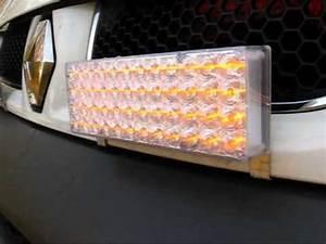 Feux De Penetration : kit feux de penetration ss 48 cnjy 12w 48 led pace car 2x6w orange blanc gyrophare youtube ~ Medecine-chirurgie-esthetiques.com Avis de Voitures