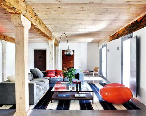 Rusticmodern Living Room Decor And Design Ideas