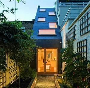 Anbau Haus Glas : architektur zwei meter reichen f r ein haus bilder ~ Lizthompson.info Haus und Dekorationen