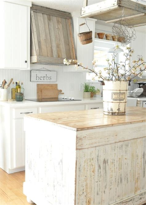 diy shabby chic kitchen cabinets picture of charming shabby chic kitchens that youll never want to leave