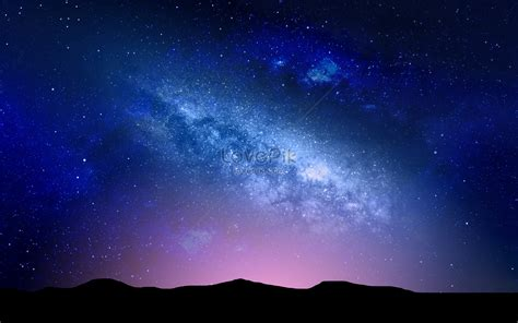 dream starry sky creative imagepicture