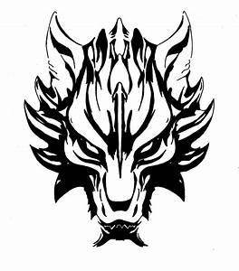 Wolf Head Logo Design
