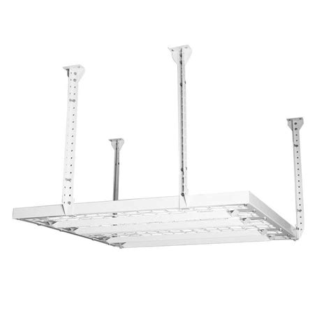 Hyloft Ceiling Storage Unit Home Depot by Hyloft 48 In X 48 In Pro Garage Ceiling Storage
