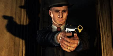 L.A. Noire Coming to Nintendo Switch & VR   Screen Rant