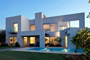 Beautiful Simple Modern House by Two Story House Design Israel Most Beautiful Houses In