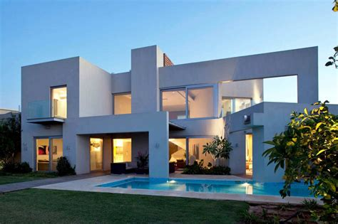 Two Story House Design, Israel Most Beautiful Houses In