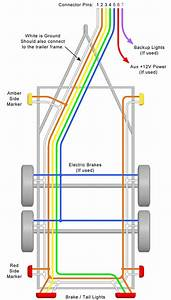 Pin Trailer Wiring Harness