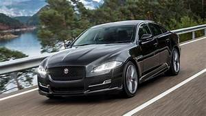 First Drive The Facelifted 2016 Jaguar XJ Top Gear