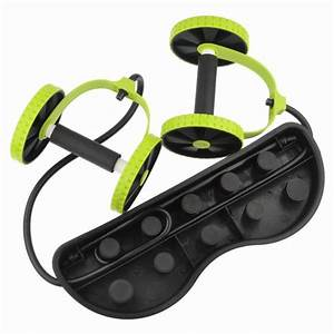 Abdominal Waist Slimming Trainer Exerciser Ab Roller Core