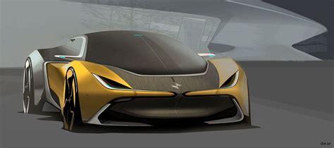 bmw  concept design sketch concept car sketch car