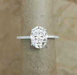 oval moissanite engagement ring 25 best ideas about oval engagement rings on oval engagement oval wedding rings