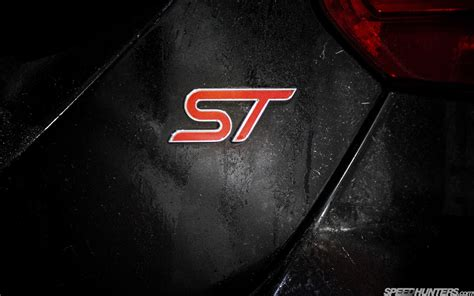 ford focus st badge hd wallpaper cars wallpaper