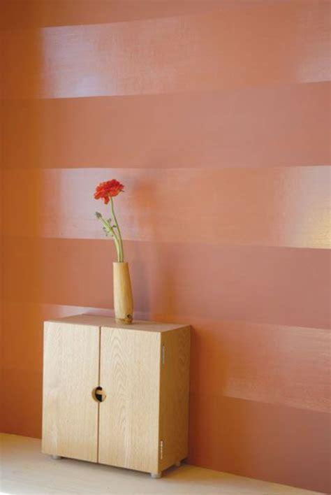 Wand Mit Streifen Gestalten by Tolle Wandgestaltung Mit Farbe 100 Wand Streichen Ideen
