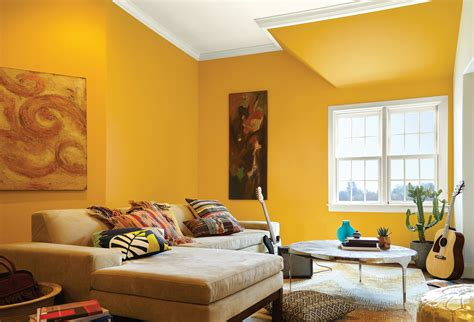 Using Gold Accents In Interior Design by Behr Color Of The Year In The Moment