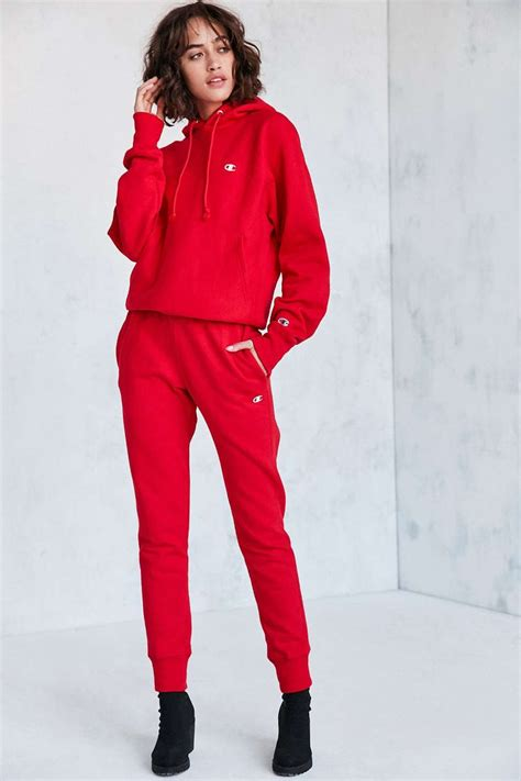 Champion Reverse Weave Cotton Jogger Pant - Urban Outfitters | New Arrivals | Pinterest | Woven ...
