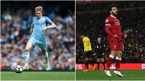 Five Man City players named in PFA Premier League team of ...