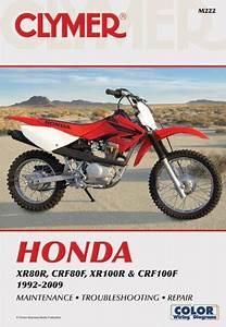 Honda Xr80r  Crf80f  Xr100r  U0026 Crf100f 1992