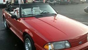 1990 Mustang Gt Convertible 5 0 V8 90k All Original Mt