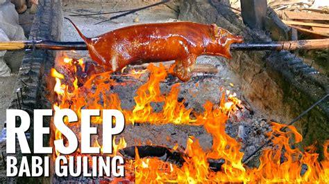 Tetapi pemanggangan kambing guling ini bisa dibilang cukup unik, yakni daging kambing tidak dipotong. RESEP LENGKAP BABI GULING BALI (+ BUMBU) - YouTube