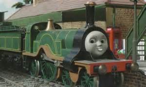 Emily Thomas the Tank Engine Train