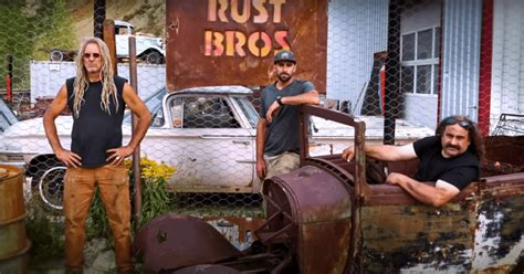 rust valley restorers season cast trailer release date line story