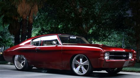 New Chevrolet Chevelle Concept