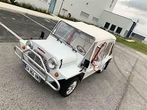 1987 Austin Mini Moke Similar To Classic Morris Bmw Isetta