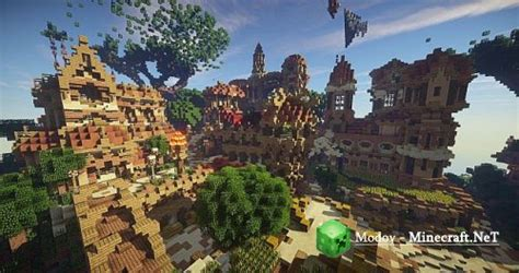Hearthveil  Красивая Карта для Minecraft 183, 181, 1