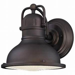 Westinghouse orson oil rubbed bronze led outdoor wall
