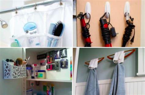 astuce rangement maquillage salle de bain dootdadoo