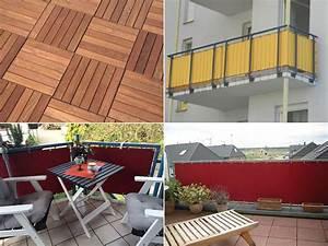 Balkon Bodenbelag Günstig : balkon tipp mit wenig aufwand zu einem neuen attraktiven bodenbelag balkonverkleidung ~ Sanjose-hotels-ca.com Haus und Dekorationen