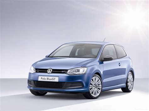 Volkswagen Polo Picture by Volkswagen Polo Blue Gt 2013 Car Picture 01 Of 68