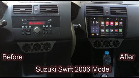 android car radio  suzuki swift youtube