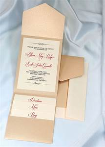 Do it yourself wedding invitations the ultimate guide for Making pocket wedding invitations
