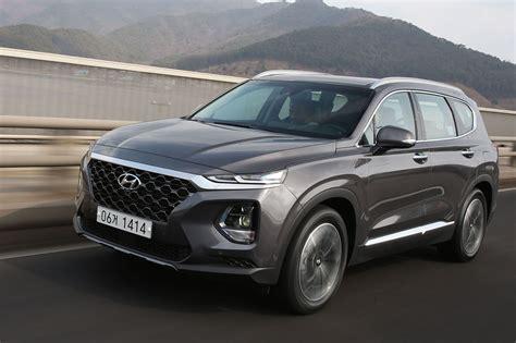 Hyundai Santa Fe 2018 review   Autocar