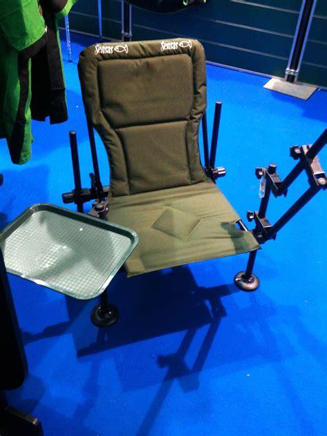 chaise de peche salon de la pêche de clermont ferrand nouveautés peche feeder