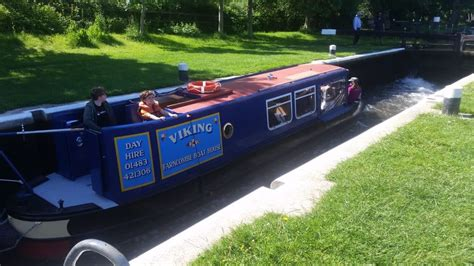 Viking Boats New Hshire by Day Boat Hire Farncombe Boat House