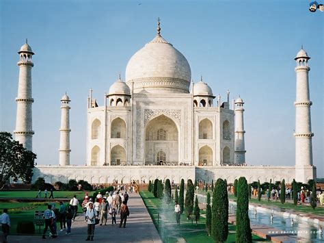 Taj Mahal Wallpapers Hd Pictures One Hd Wallpaper