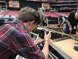 ASU journalism students get in on Final Four action | ASU ...