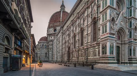 architecture  building town street urban florence